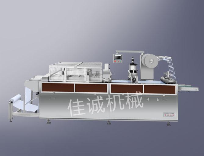 JC-480B烘箱式PP成型机