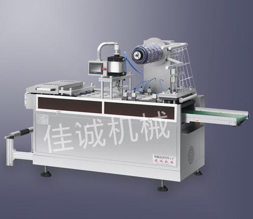 JC-500B全自动杯盖成型机